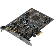 Creative Labs Sound Blaster Audigy Rx Internal 7.1 channels PCI-E