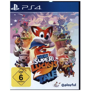 GAME New Super Lucky's Tale Basic PlayStation 4