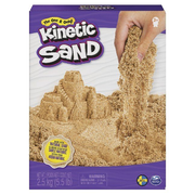 Kinetic Sand ,2.5kg(5.5lb) of All-Natural Brown Sand for Mixing, Molding & Creating