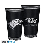 ABYstyle - Game of Thrones - Stark 400 ml Glas