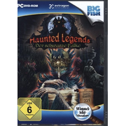 Haunted Legends, Der schwarze Falke, 1 DVD-ROM - Wimmelbild-Adventure