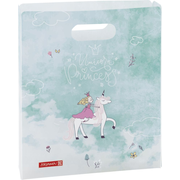 Brunnen Heftbox A4 offen PP Unicorn Princess