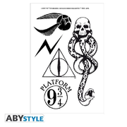 ABYstyle - Harry Potter 15x10cm Tattoos