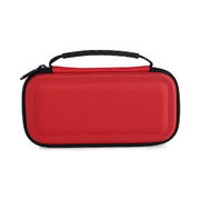 Bigben Interactive SWITCH2POUCHRED portable game console case Hardshell case Nintendo Red