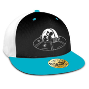 ABYstyle - Rick & Morty Spaceship Snapback Cap