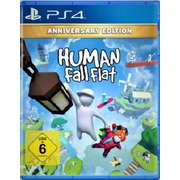 Human Fall Flat, 1 PS4-Blu-ray Disc (Anniversary Edition) - Für PlayStation 4