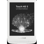 Pocketbook Touch HD 3 Limited Edition e-book reader Touchscreen 16 GB Wi-Fi Pearl, White