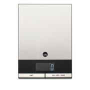 Wilfa KW-4 Stainless steel Electronic kitchen scale