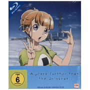 A Place Further Than The Universe. Vol.3, 1 Blu-ray - Episode 10-13