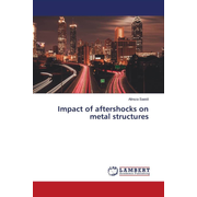 Impact of aftershocks on metal structures