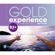 Gold Experience 2nd Edition B2+ Class Audio CDs, Audio-CD