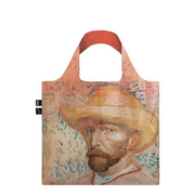 LOQI Bag Van Gogh - Self-Portrait With Straw Hat