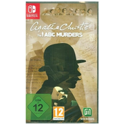 Agatha Christie, The ABC Murders, 1 Nintendo Switch-Spiel