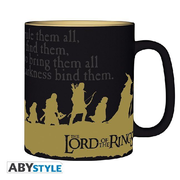 ABYstyle - Lord of the Rings - Community of the Ring 460 ml Tasse