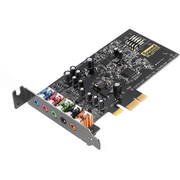 Creative Labs Sound Blaster Audigy FX 5.1 channels PCI-E x1