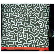 LOQI Bag KEITH HARING Untitled