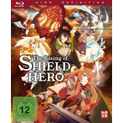 The Rising of the Shield Hero - Blu-ray 1 mit Sammelschuber (Limited Edition)