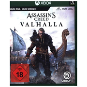 Assassin's Creed Valhalla, 1 Xbox One-Blu-ray Disc (Ultimate Edition)