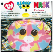 Ty Fantasia Unicorn Face Mask