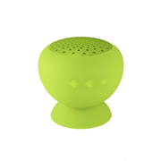 QDOS Q-Bopz Mono portable speaker Green 3 W