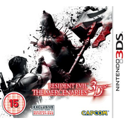 Nintendo Resident Evil: The Mercenaries 3D, 3DS Basic German, English, Spanish, French, Italian Nintendo 3DS