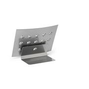Durable Duraview Sign holder A4 Silver