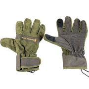 Stealth Gear SGGLM protective handwear Green, Olive Microfibre, Polyester