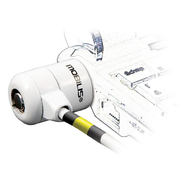 Mobilis Corporate Key cable lock White 1.8 m
