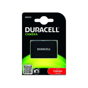 Duracell Camera Battery - replaces Canon LP-E12 Battery