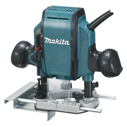 Makita RP0900 router/trimmer Black, Blue 900 W