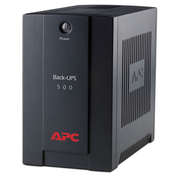 APC Back-UPS Line-Interactive 0.5 kVA 300 W 3 AC outlet(s)