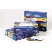 Rexel Plastic Waste Bags for Wide Entry Shredders 175L (100)