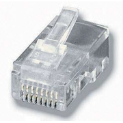 Equip Modular Plug for Flat Cable