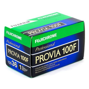Fujifilm Provia 100F colour film 36 shots