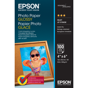 Epson Photo Paper Glossy - 10x15cm - 100 sheets