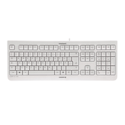 CHERRY KC 1000 keyboard USB QWERTZ German Grey