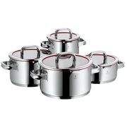 WMF Function 4 07.6004.6380, Stainless steel, Stainless steel, Stainless steel, Stainless steel, Glass, 1.9 L