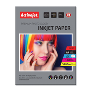 Activejet AP4-180G20 photo paper for ink printers