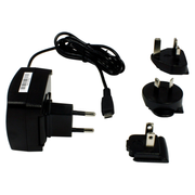 Datalogic 94ACC1381 mobile device charger Black Indoor