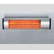 Rommelsbacher IW604/E Stainless steel Quartz electric space heater