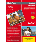 Folex FOTOJET INSTANT DRY photo paper White