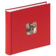 Walther Design Fun photo album Red 200 sheets 10 x 15