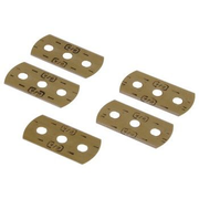 Xavax Replacement Blades for Glass Scraper for Glass Ceramic Hobs