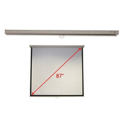 """Acer M87-S01MW projection screen 2.21 m (87"""") 1:1"""