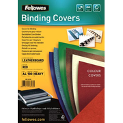 Fellowes Delta A4 Paper Red 100 pc(s)