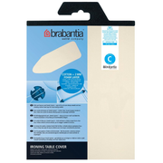 Brabantia 191527 ironing board cover Cotton Beige