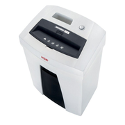 HSM Securio C16 paper shredder Particle-cut shredding 55 dB 22.5 cm White