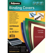 Fellowes 5370004 binding cover A4 Paper Ivory 100 pc(s)