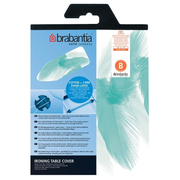 Brabantia 191404 ironing board cover Cotton Blue, Green, White