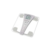 Tanita BC-543 Silver, Transparent Electronic personal scale